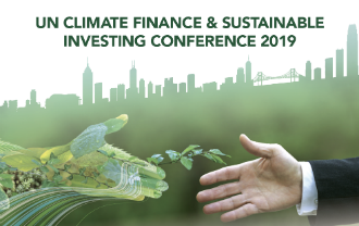 Climate Finance & Sustainable Investing Conference 2019