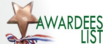 GOALS awardees - Green Office
