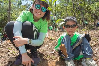 Tree Partner Eco-Adventure Programme